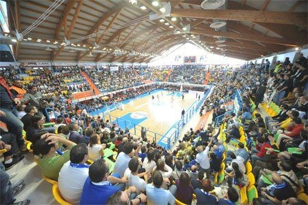 PLAYOFF ENEL BRINDISI - SIGMA BARCELLONA 90-77